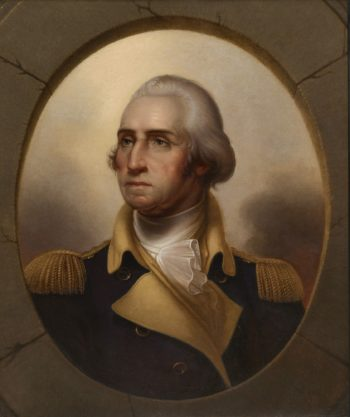 George Washington | Rembrandt Peale | Oil Painting