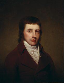Portrait of a Man | Rembrandt Peale | Oil Painting