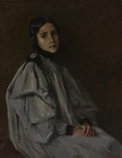 Dieudonnée | William Merritt Chase | Oil Painting