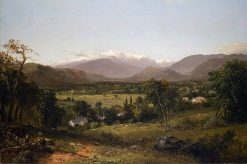 Mount Washington from the Valley of Conway | John Frederick Kensett | Oil Painting