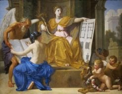 An Allegory of Magnificence | Eustache Le Sueur | Oil Painting