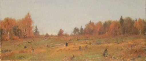 Scribner's Pasture in the Catskills | Sanford Robinson Gifford | Oil Painting