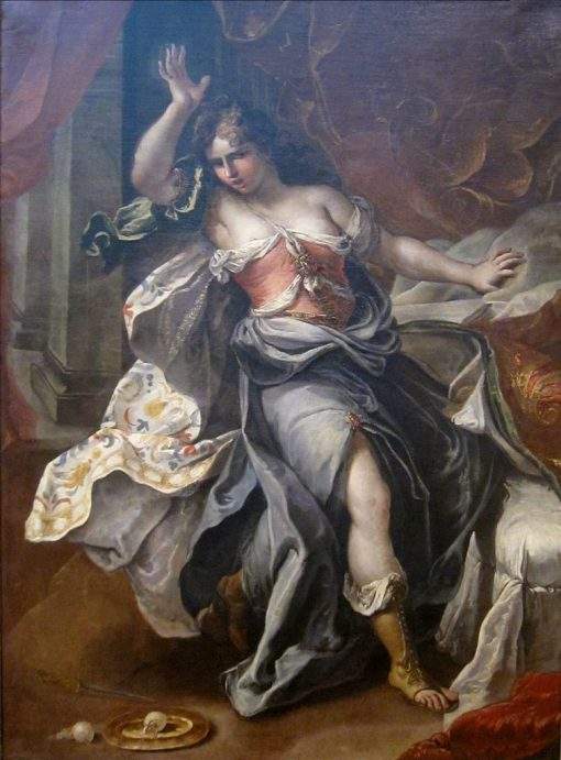 Rape of Lucretia | Sebastiano Ricci | Oil Painting