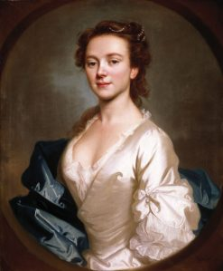 Miss Craigie | Allan Ramsay | Oil Painting