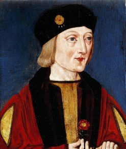 Henry VII | British School th Century   Unknown | Oil Painting