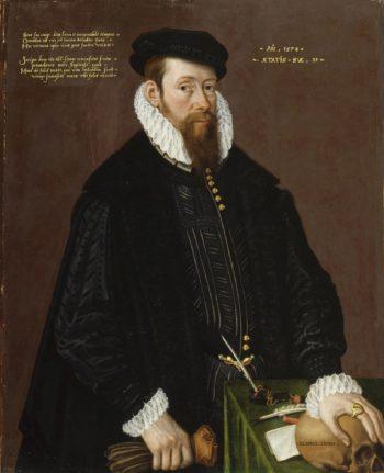 Thomas Pead   Cornelis Ketel   Oil Painting