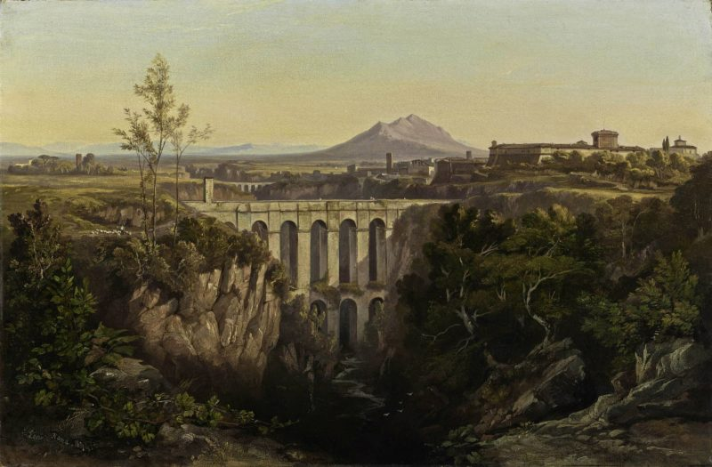Civita Castellana | Edward Lear | Oil Painting
