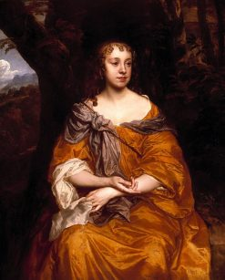 Portrait of Miss Wharton | Peter Lely | Oil Painting