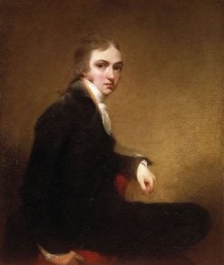 Self-Portrait | Thomas Lawrence | Oil Painting