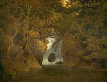 Rydal Waterfall