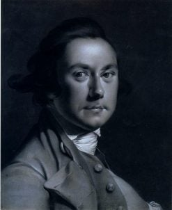 Self-Portrait | Joseph Wright of Derby | Oil Painting