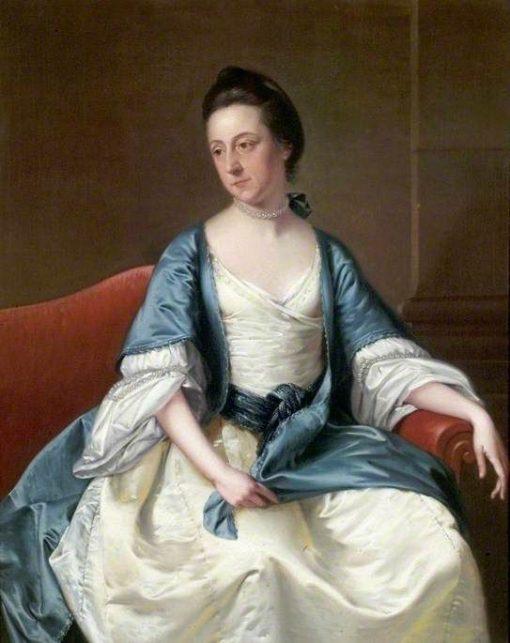 Ann Borrow | Joseph Wright of Derby | Oil Painting