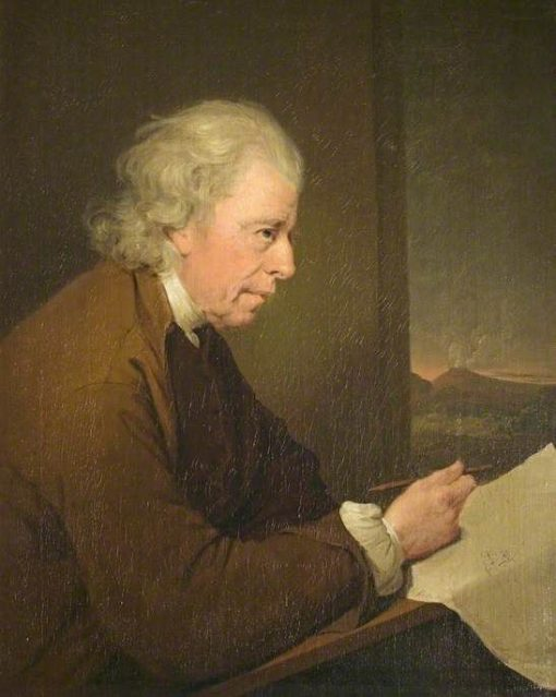 John Whitehurst | Joseph Wright of Derby | Oil Painting