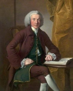Thomas Borrow | Joseph Wright of Derby | Oil Painting