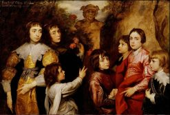 Family Group | Anthony van Dyck | Oil Painting