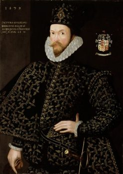 Portrait of Sir William Brereton