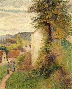 The Path | Camille Pissarro | Oil Painting
