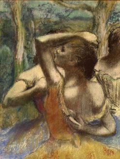 Dancers | Edgar Degas | Oil Painting