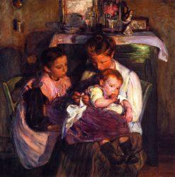 Happy Days | Elizabeth Nourse | Oil Painting