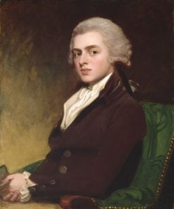 Colonel Clitherow | George Romney | Oil Painting