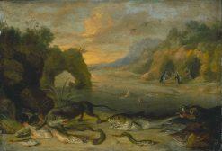 Water | Jan van Kessel the Elder | Oil Painting