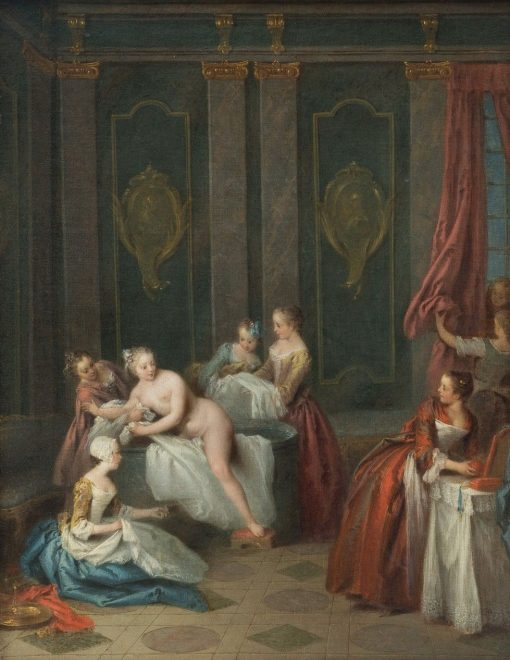 The Bath | Jean Baptiste Pater | Oil Painting
