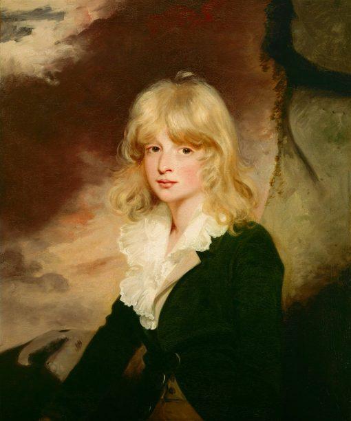 John Granville | John Hoppner | Oil Painting