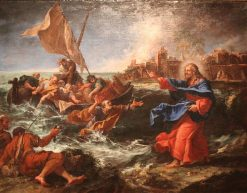 The Miraculous Draught of Fishes | Sebastiano Ricci | Oil Painting