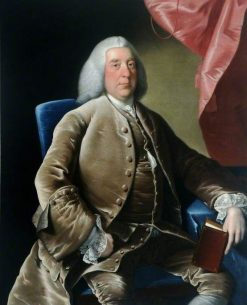 William Brooke (1694-1763) | Joseph Wright of Derby | Oil Painting