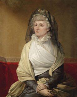 Portrait of a Lady   Joseph Abel   Oil Painting