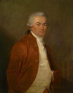 Portrait of a Gentleman   Joseph Abel   Oil Painting