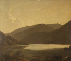 Ullswater | Joseph Wright of Derby | Oil Painting