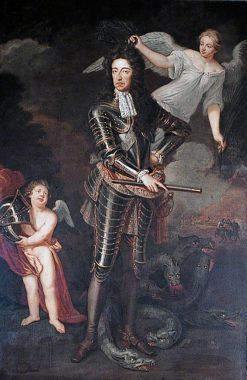 William of Orange (1650-1702) | Willem Wissing | Oil Painting