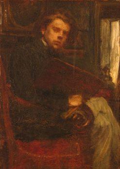 Portrait of the Artist   Henri Fantin Latour   Oil Painting