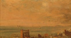Weymouth Bay   John Constable   Oil Painting
