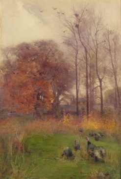 The Wanderers   Mildred Anne Butler   Oil Painting