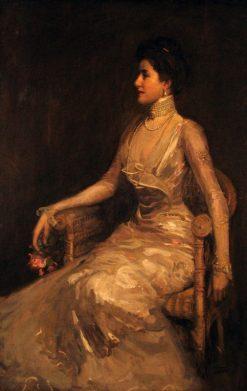 La Dame aux Perles   Sir John Lavery