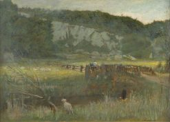 Landscape | Albert Goodwin | Oil Painting