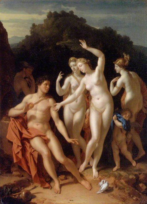 The Judgement of Paris   Adriaen van der Werff   Oil Painting