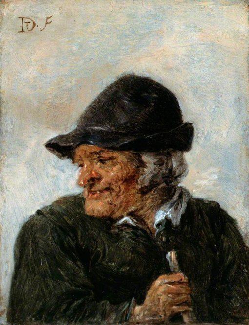 A Peasant | David Teniers II | Oil Painting