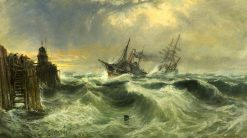 Saved | Samuel Bough | Oil Painting