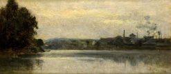 Landscape | Stanislas LEpine | Oil Painting