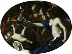 An Allegory with Venus