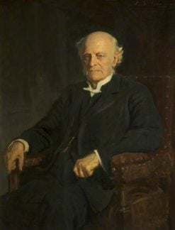 The Reverend Charles Theobald | Reginald Grenville Eves | Oil Painting