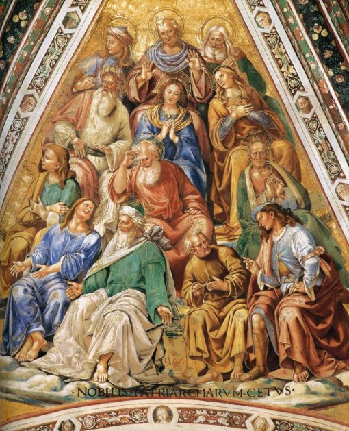 Choir of the Patriarchs | Luca Signorelli | Oil Painting