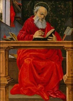 Saint Jerome in His Study | Filippino Lippi | Oil Painting