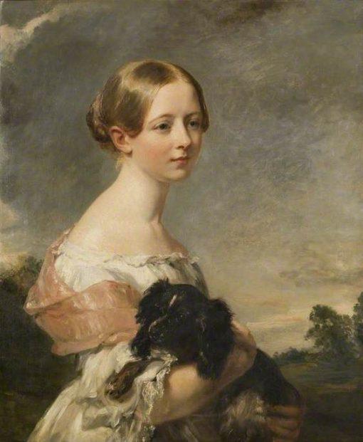 Miss Theobald (Frances Jane