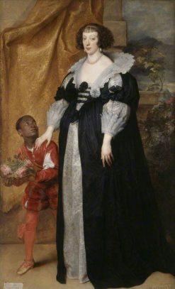 Princess Henrietta of Lorraine (1611-1660)