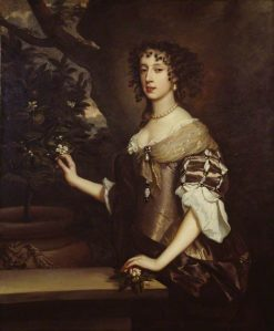 Mary of Modena | Peter Lely | Oil Painting