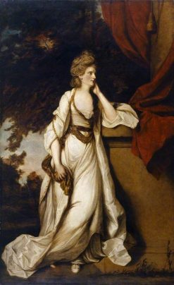 Lady Louisa Manners | Sir Joshua Reynolds | Oil Painting